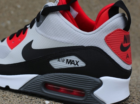 new arrivals wholesale classic shoes Nike Air Max 90 SneakerBoot - SneakerNews.com