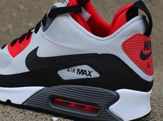 Nike Air Max 90 SneakerBoot - SneakerNews.com 5b32e768ab