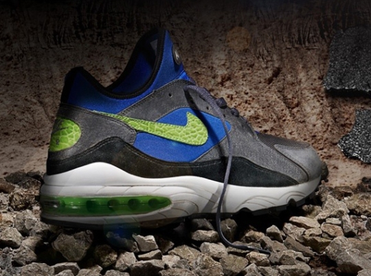 Size? x Nike Air Max 93 – World Exclusive