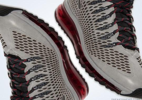Nike Air Max Graviton – Grey – Black – Red