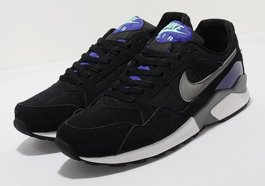 autumn shoes outlet cute Nike Air Pegasus '92 - Black - Purple - Green - SneakerNews.com