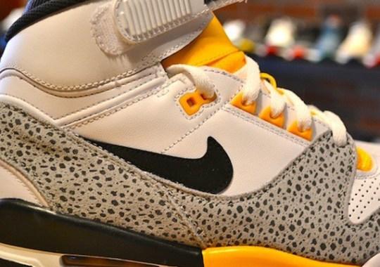 """Nike Air Revolution """"Safari"""" – Arriving at Retailers"""