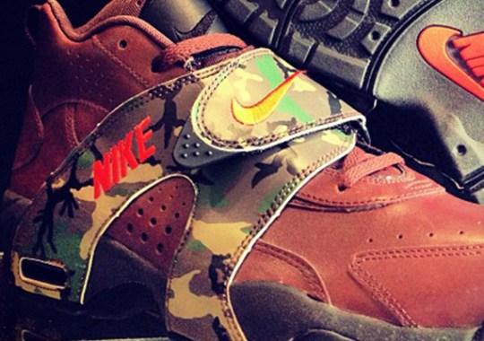 "Nike Air Veer ""Camo"" Sample"