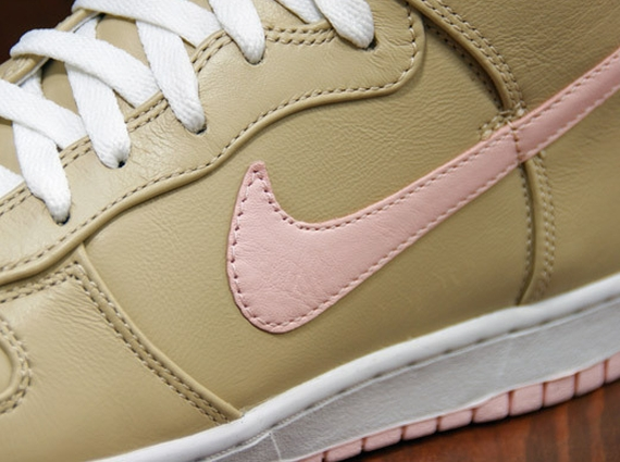 Nike Dunk High quot Linenquot Release Date