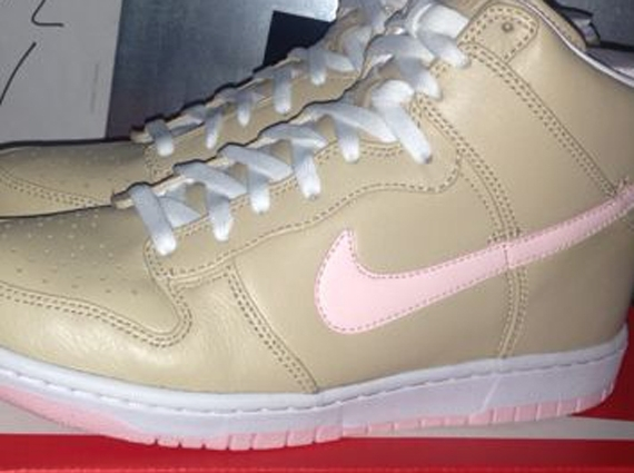 Nike Dunk High quot Linenquot