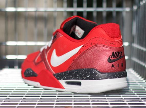 Nike Flight 13 Low Red Black