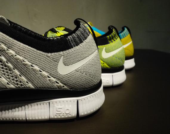 Free 5 Hybrid Nike 0 Flyknit RdwRPF