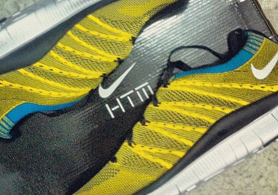 more photos 1a4f3 8e25e Nike Free Flyknit 5.0 HTM - SneakerNews.com