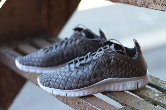 best sneakers 77733 5efe3 Nike Free Inneva Woven - Night Stadium - Wolf Grey - SneakerNews.com