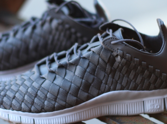 designer fashion 2bb34 276bd Nike Free Inneva Woven – Night Stadium – Wolf Grey