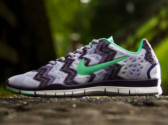 outlet store 70b25 90501 Nike WMNS Free TR Fit 3 - Volt Frost - Green Glow - Purple ...