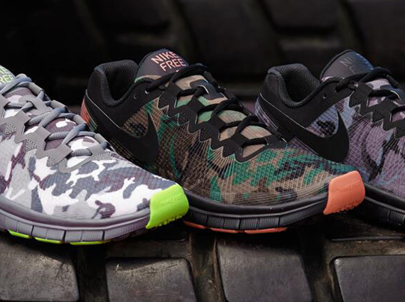 nike free trainer 3.0 camouflage patterns