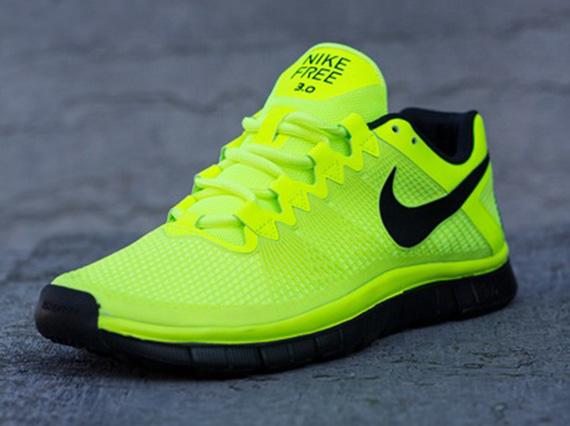 where can i buy 100% genuine various design Nike Free Trainer 3.0 - Volt - Black - SneakerNews.com