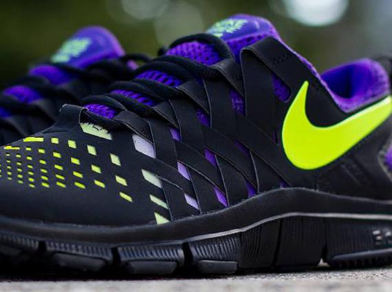 best service c9c09 1e118 Nike Free Trainer 5.0 NRG – Black – Volt – Electro Purple