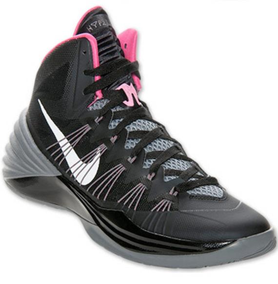 Nike Hyperdunk 2013 - Black - Grey