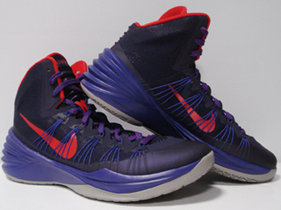 Nike Hyperdunk 2013 - Purple - Red - Grey - SneakerNews.com