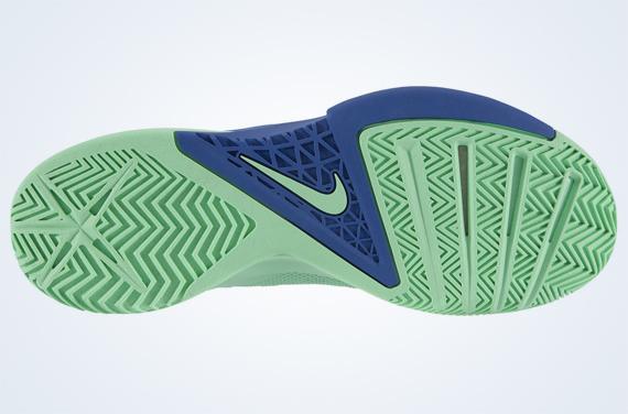 No pretencioso Fácil Lavar ventanas  Nike Hyperfuse 2013 - Green Glow - Game Royal - SneakerNews.com