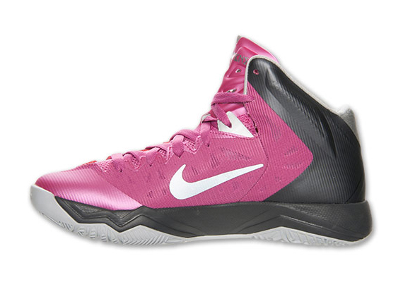 nike zoom hyper quickness quotthink pinkquot sneakernewscom