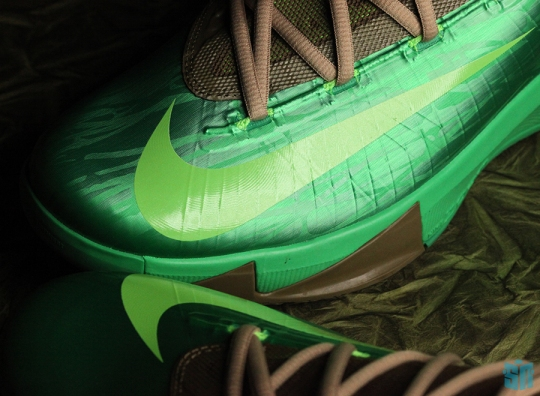 "Nike KD 6 ""Bamboo"" – Beauty Shots"