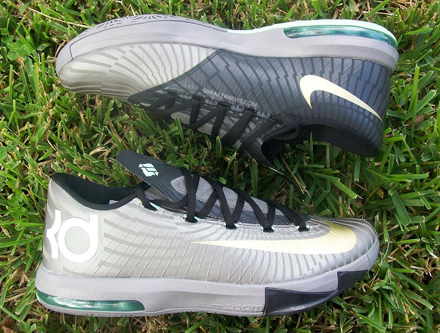 new concept ea494 e406e Nike KD 6