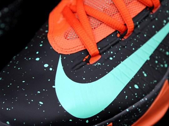 Nike KD 6 – Black – Urban Orange – Green Glow | Release Date