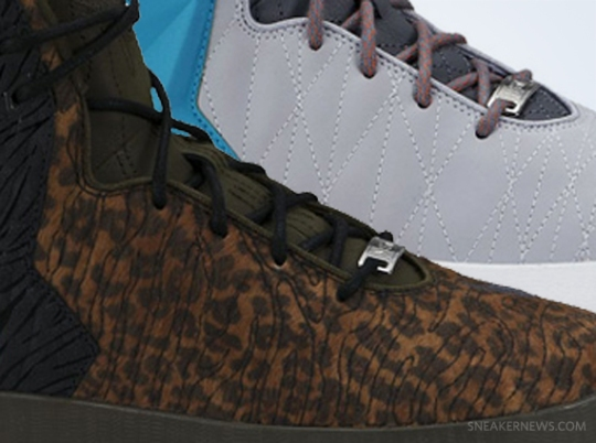 Nike LeBron 11 NSW Lifestyle – Upcoming Releases