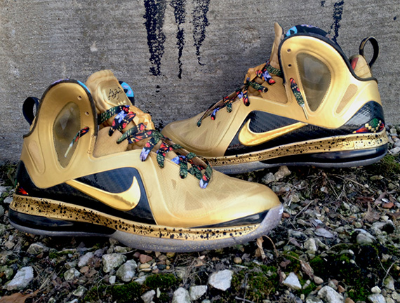... closer to the Givenchy inspired cover of the associated album. Continue  reading to see this regal looking LeBron 9 Elite in better detail and  register ...