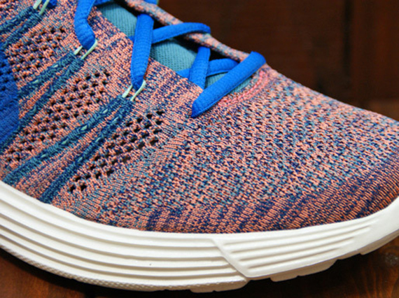 sneakers for cheap 5acc6 255b9 Nike Flyknit Chukka – Pink – Blue