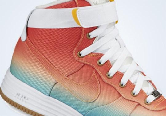 "Nike Lunar Force 1 High ""Dyed Canvas"""
