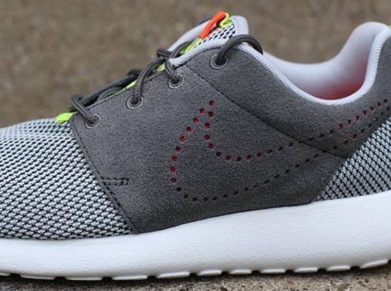 35248ec6609 Nike Roshe Run - Dusty Grey - Pewter - SneakerNews.com