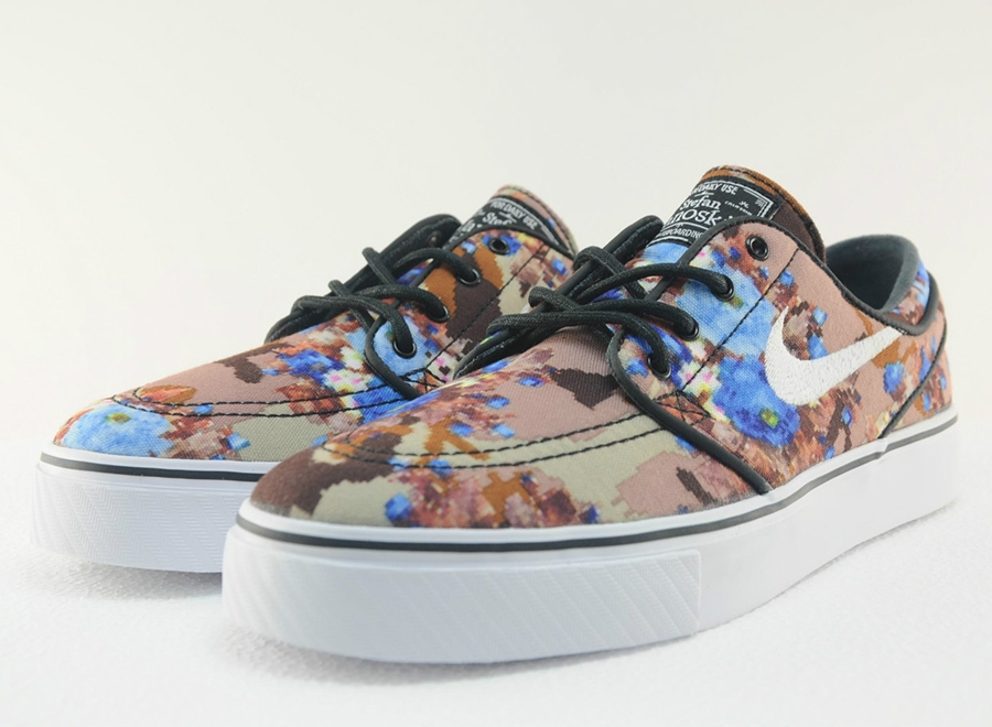 Nike Sb Janoski Ebay Floral