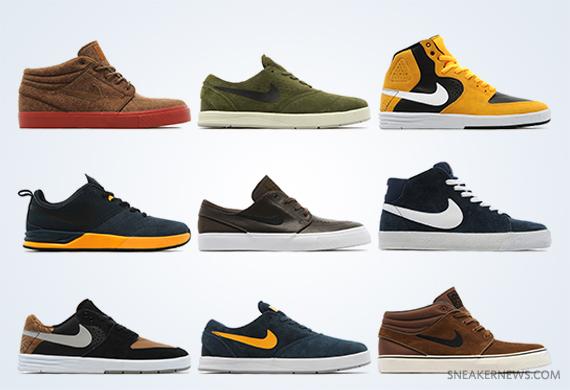 Nike SB November 2013 Preview
