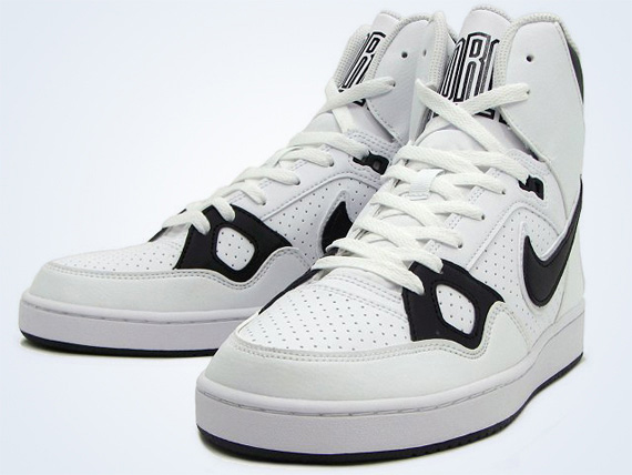 Nike WMNS Son of Force Mid Sneaker Hi Top