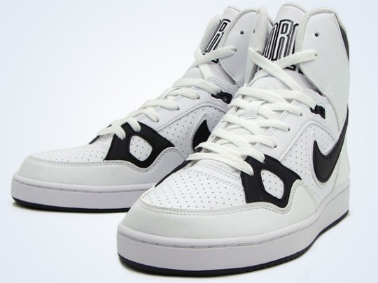 Nike Son of Force Mid – White – Black