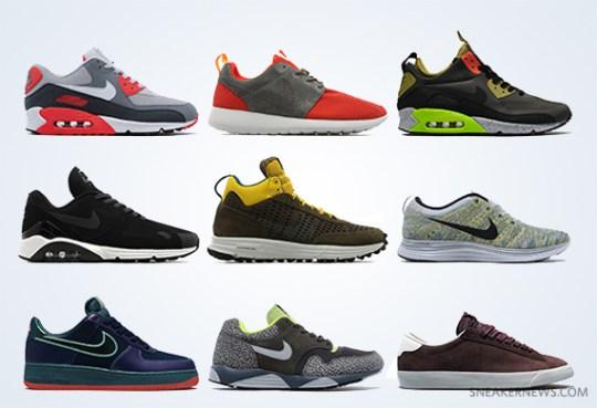 Nike Sportswear November 2013 Preview