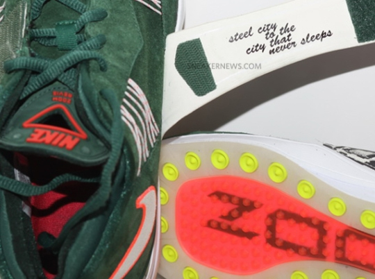"""Nike Zoom Revis """"PA's Finest"""" Sample"""