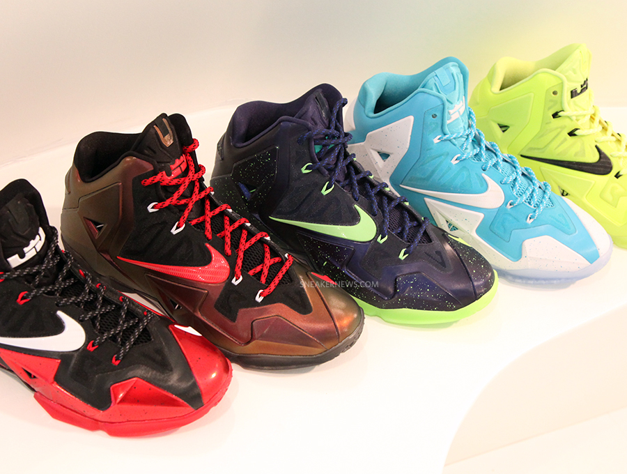Lebron 11 Collection