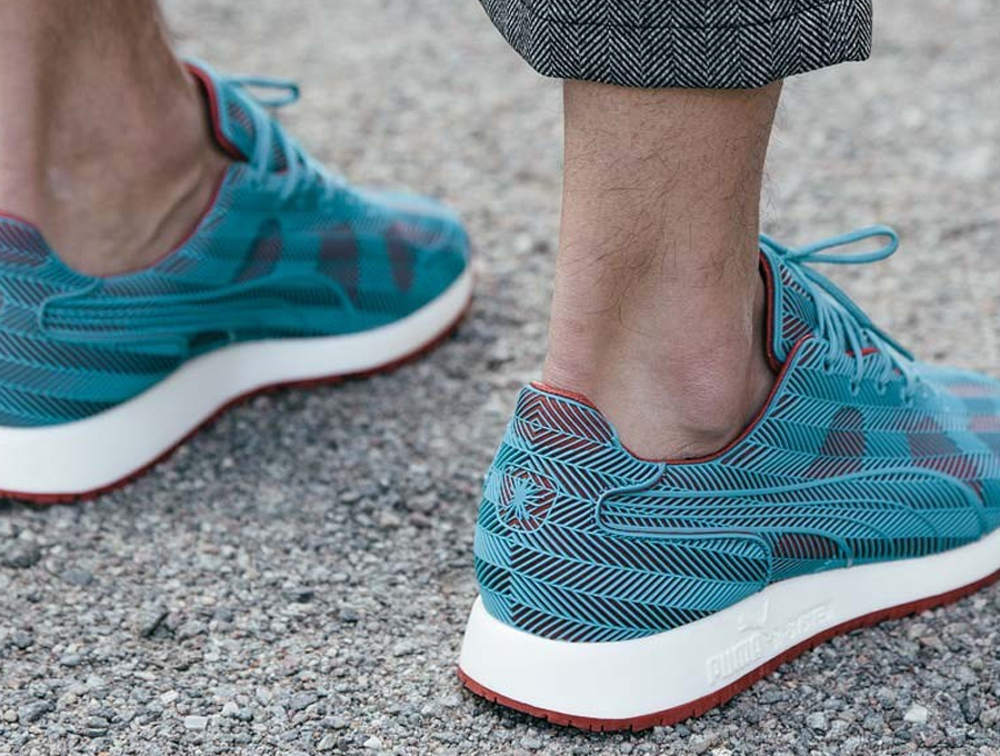 latest puma footwear