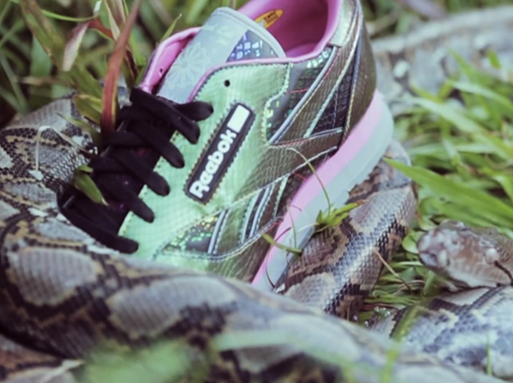 692ed9b6d94 Limited EDT x Reebok Classic Leather -