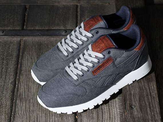 reebok classic leather selvage denim japanese