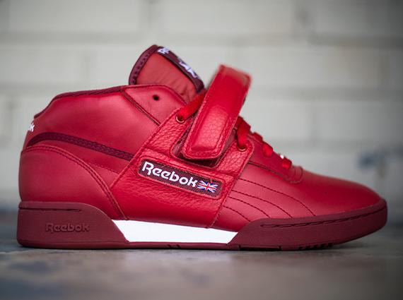 Reebok Workout Mid Strap XE - SneakerNews.com 216cc4655