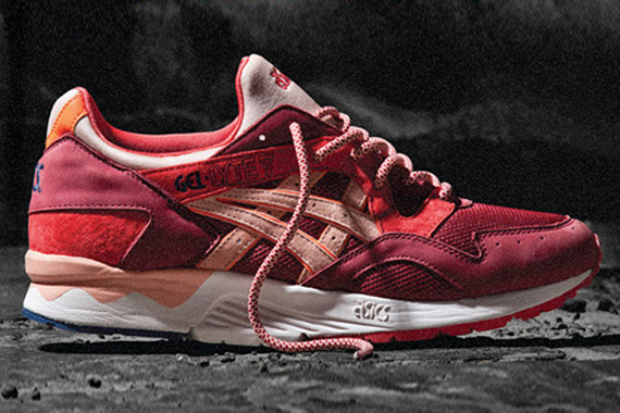 You didn't think that Ronnie Fieg was going to let any given Asics  silhouette get the revival treatment without him chipping in his two cents,  did you?