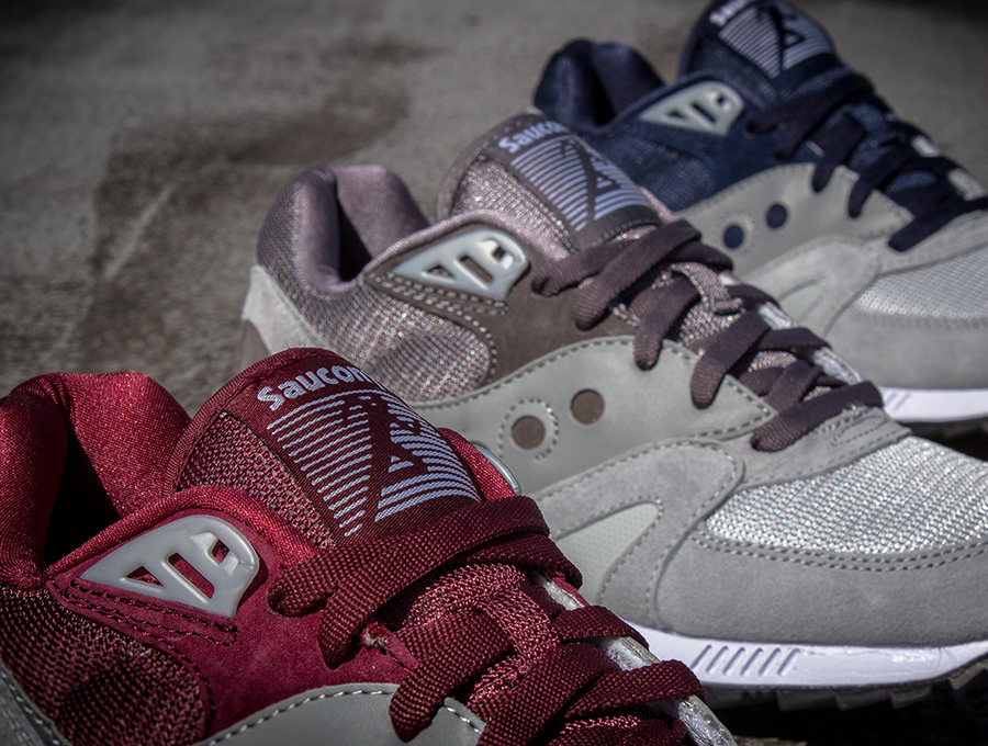 88f3784821d1 Hanon s monopoly on the Saucony Shadow Master ends today with the release  of the first in-house designs. This model blending the Master Control upper  and ...