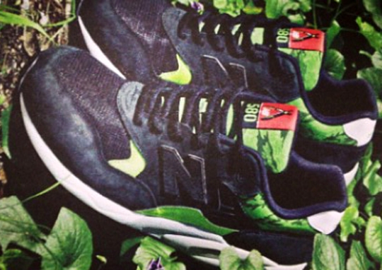SBTG x mita sneakers x New Balance MT580 Revlite