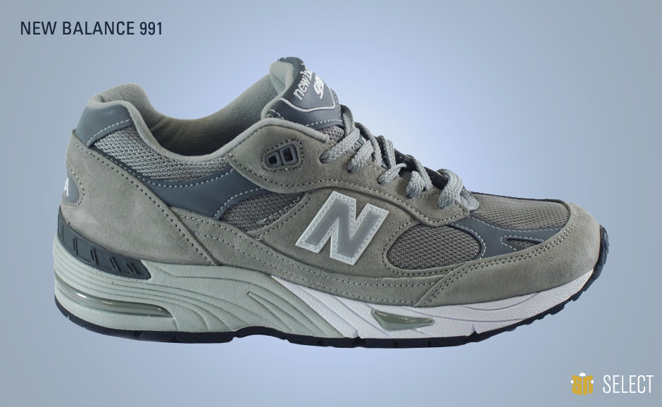 new balance 991 grey blue