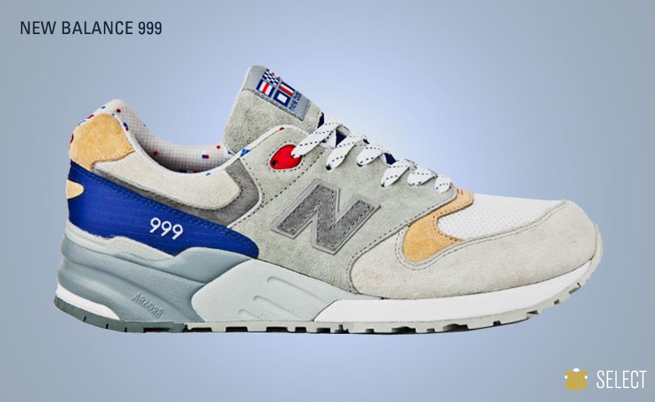 new balance 999 history