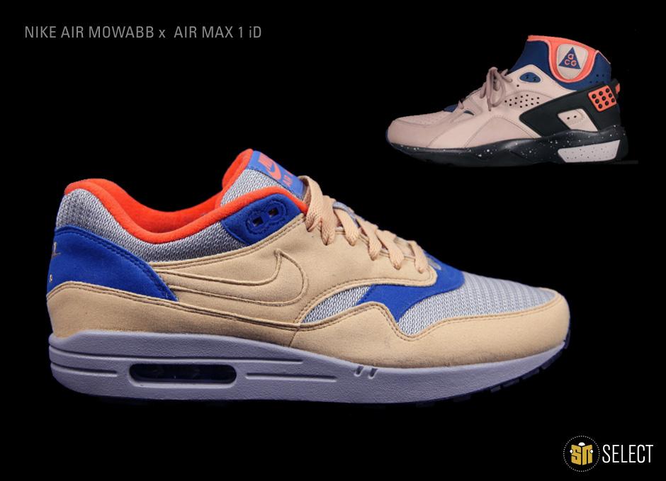 Sneaker News Select: Nike iD Classic
