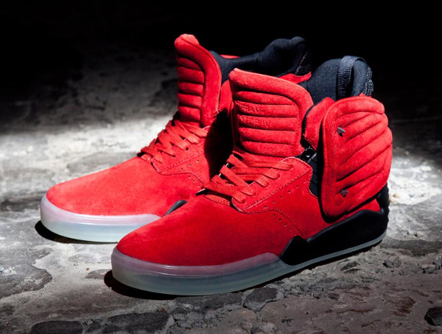 SUPRA SKYTOP IV – WORLD EXCLUSIVE - Sneaker Freaker