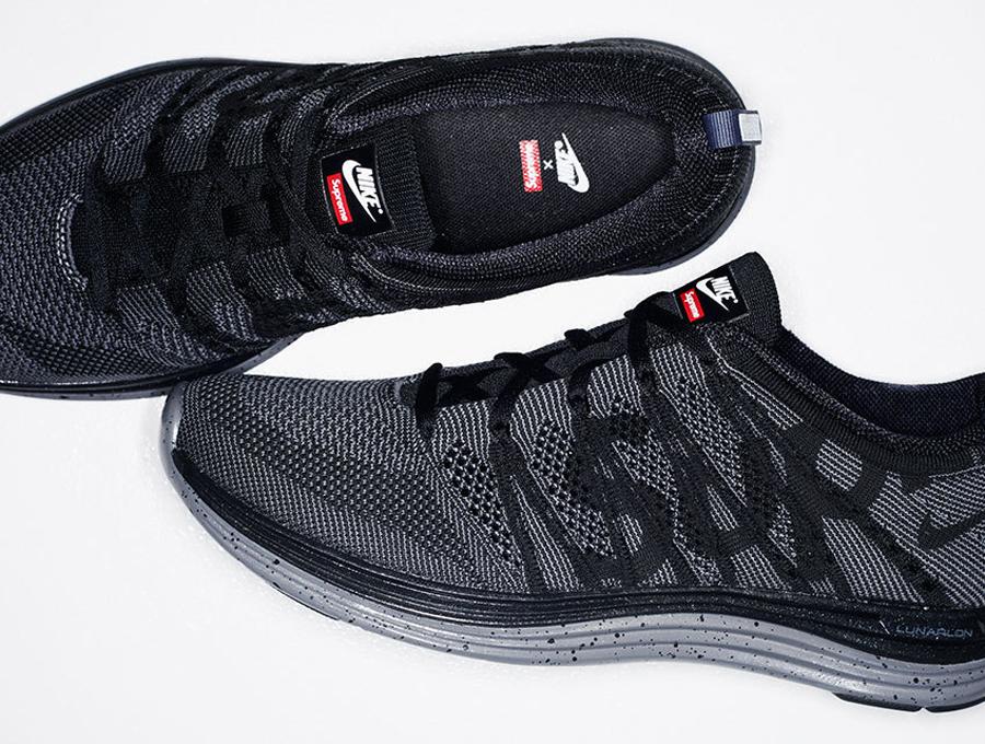 84a69ade2fedb Supreme x Nike Flyknit Lunar1+ - Release Date - SneakerNews.com