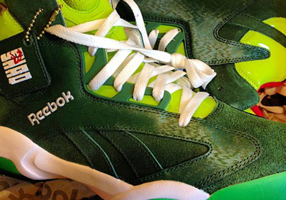 d9843e7738b279 ... The Reebok Shaq Attaq will be donning a Christmas colorway this year
